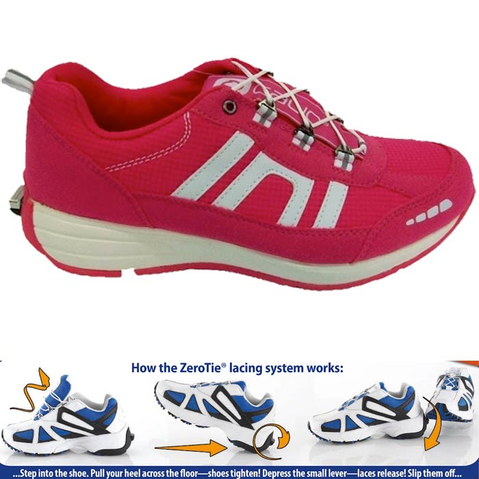 Tennis Shoes Fuchsia