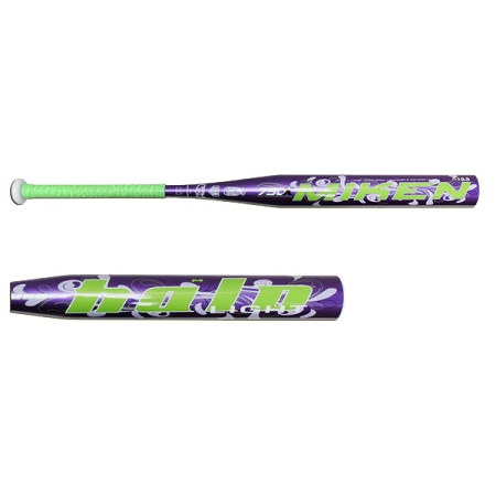Miken Halo Light Fast Pitch Bat