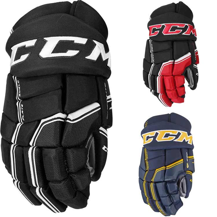 Nike Hockey Gloves: CCM Quicklite 290 Hockey Glove Senior