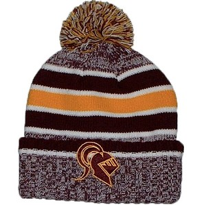 Irondale Knights Hockey Marbled Winter Hat