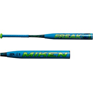 Miken 20th Anniversary Freak Balanced USSSA Slowpitch Softball Bat (2018)