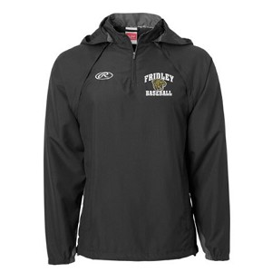 Fridley Baseball Triple Threat Rawlings Jacket