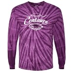 BC Centaurs Fastpitch Tye-Dyed Long Sleeve Shirt