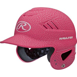 Rawlings Coolflo Crackle Finish T-Ball Helmet