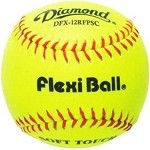 Diamond Flexiball Optic Yellow 12