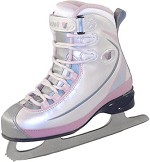 Riedell Soft Boot 615 Girls Figure Skate