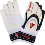 Vizari Mirage Soccer Goalie Glove - White