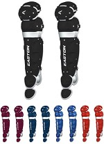 Easton Rival Home & Road Catchers Leg Guards Adult