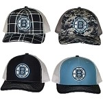Blaine Hockey 3D Mesh Back Cap