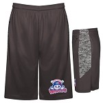 Midwest Warriors Tonal Pocketed Short