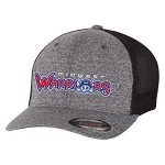 Midwest Warriors Flexfit Trucker Cap