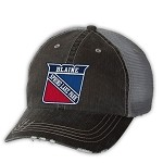 Blaine/SLP Hockey Trucker Cap