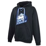 Ice Dogs Hockey Face-off Hoodie