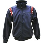 3N2 Umpire ColdStrike Jacket - Navy/Red