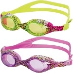 Leader Petals Womens Swimming Goggle
