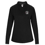 Roseville Hockey Fleece 1/4 Zip Ladies