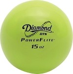 Diamond DTS Powerflite Weighted Hitting Balls - 6 Pack