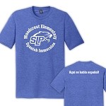 Woodcrest Spanish Immersion Perfect Tri T-shirt