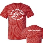Woodcrest Spanish Immersion Tye-Dyed T-shirt