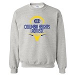 Columbia Heights Lacrosse Crewneck Sweatshirt