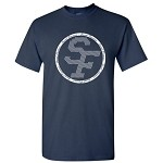 St. Francis 100% Cotton T-Shirt (Circle Logo)