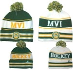 MVI Hockey Winter Hat w/Patch