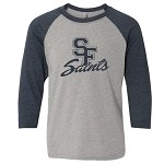 St. Francis 3/4 Sleeve T-Shirt Youth