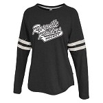 Roseville Hockey Sparkle Stripe Crew Ladies & Girls