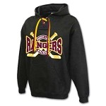 Forest Lake Hockey Lace Up Hoodie Twill