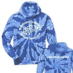 Woodcrest Spanish Immersion Tie-Dyed Hoody