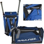 Rawlings Hybrid Backpack/Duffel Players Bag