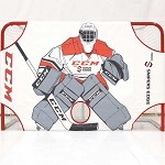 CCM Ultimate Goalie Hockey Shooting Target