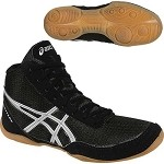 Asics Matflex 5 GS Wrestling Shoe Jr. - Black