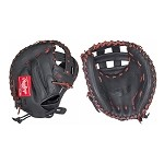 Rawlings GSBCM33  Gamer Fastpitch Catchers Mitt 33