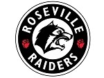 Roseville Hockey Bumper Sticker
